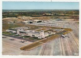 Aéroport De Bordeaux-Mérignac -       Vue D'ensemble Prise Du Ciel - Aerodromes