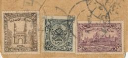 Inde - Recommandé Nataraja Vilas Vers Madrass 9 JAN 37 - Inde