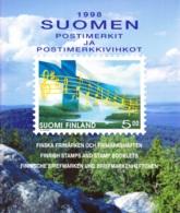 """1998: """"Finnische Briefmarken Und Briefmarkenheftchen - Finnland"""