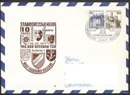 Deutschland - BRD - Ganzsachen - Privat-Umschlag - BRD
