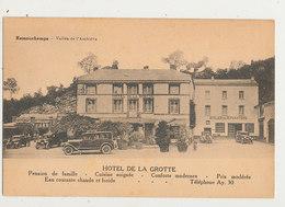 REMOUCHAMPS VALLEE DE L AMBIEVE HOTEL DE LA GROTTE CPA BON ETAT - Aywaille
