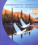 2002: Briefmarkenjahr - Stamp Year - Ganze Jahrgänge