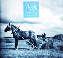 2007: Briefmarkenjahr - Stamp Year - Finnland