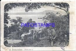 111982 PARAGUAY SAN BERNARDINO CHALET MARIA BREAK POSTAL POSTCARD - Paraguay