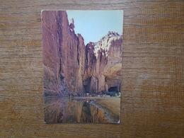 """Tchad , La Guelta D'archéï ( Ennedi ) """""""" Carte Animée """""""" - Chad"""