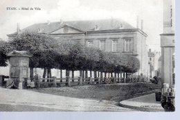 ETAIN  -  Hôtel De Ville - Etain