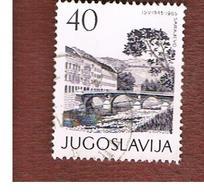 JUGOSLAVIA (YUGOSLAVIA)   - SG 1150  -    1965 20^ ANNIVERSARY OF LIBERATION: SKOPJE -   USED - 1945-1992 Repubblica Socialista Federale Di Jugoslavia