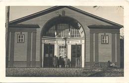 Rakvere, Kino Teater Koppel, Originele Fotokaart (Real Photo PostCard RPPC)  (anno 1929) ( 2 X Scan) - Estland
