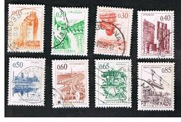 JUGOSLAVIA (YUGOSLAVIA)   - SG 1194.1203  -    1966  DEFINITIVE    USED - 1945-1992 Repubblica Socialista Federale Di Jugoslavia