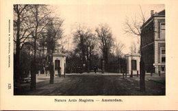 AMSTERDAM - Natura Artis Magistra - Amsterdam