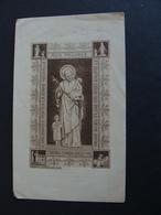 1932 ROMA CONGRESSO SAN VINCENZO DE PAOLI     SANCTUS SAINT IMAGE PIEUSES ANDACHTSBILD ANCIEN - Santini