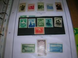 Romania SP.1932 Fondo Poste Telecom.   Scott. B 37/39 See Scan On Scott.Service Page; - Nuovi