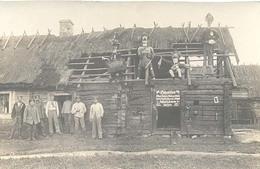 Mariampol / Marijampolé, WO I Eastern Front 1916 (originele Fotokaart / Real Photo PostCard RPPC)  ( 2 X Scan) - Litouwen
