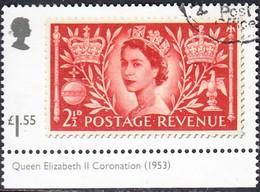 2019  Stamp Classics 2019 - Queen Elizabeth II Stamp Of 1953  £1.55 - 1952-.... (Elizabeth II)
