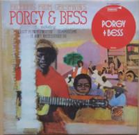 * LP *  EXCERPTS FROM GERSHWINŚ PORGY & BESS - AL GOODMANŚ ORCHESTRA (England EX) - Jazz