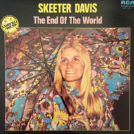 * LP *  SKEETER DAVIS - THE END OF THE WORLD (Holland 1976) - Country & Folk