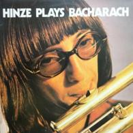 * LP *  HINZE PLAYS BACHARACH (Holland 1973) - Jazz