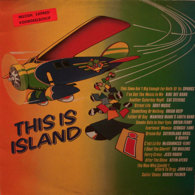 * LP *  THIS IS ISLAND - SPARKS, CAT STEVENS, ROXY MUSIC, URIAH HEEP, WAILERS A.o. (Holland 1974 EX-) - Hit-Compilations