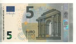 "5 EURO  ""Portugal""    DRAGHI    M 004 A1     MA1550798237  /  FDS - UNC - 5 Euro"