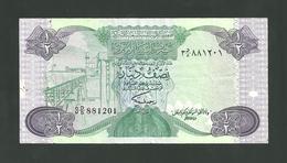 Libya 1/2 Dinar 1984 *** VF+ *** - Libya