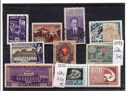 URSS LOT DE TIMBRES OBLITERES ET NEUFS - Lots & Kiloware (mixtures) - Max. 999 Stamps