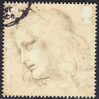 2019   Leonardo Da Vinci Sketchwork - The Head Of St Phillip  1st  SG4178 - 1952-.... (Elizabeth II)