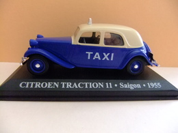 CITROEN TRACTION 11 TAXI De SAIGON 1955 - Carros