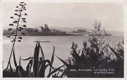 [06] Alpes Maritimes >Antibes La Vieille Ville Et Le Fort Carré - Antibes - Vieille Ville