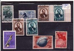 URSS LOT DE TIMBRES NEUFS ET OBLITERES - Lots & Kiloware (mixtures) - Max. 999 Stamps