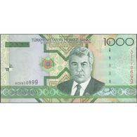 TWN - TURKMENISTAN 20 - 1000 1.000 Manat 2005 Prefix AC UNC - Turkmenistan