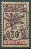 Dahomey  -  Yvert N° 25 Oblitéré   -   Bce 19203 - Used Stamps