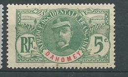 Dahomey - Yvert N° 21 *  - Bce 19211 - Unused Stamps