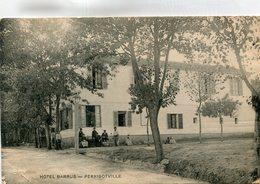 ALGERIE(PERRIGOTVILLE) HOTEL - Sidi-bel-Abbes
