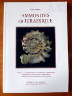 """ AMMONITES Du JURASSIQUE "" : Coll. "" MINERAUX & FOSSILES "" Hors-Série N° 24 (2008) - Sciences"