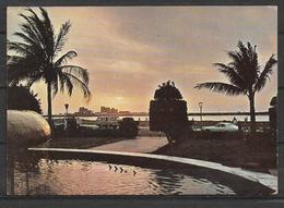 SAUDI ARABIA POSTCARD , VIEW CARD  SUNSET IN JEDDAH - Saudi Arabia