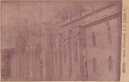 MESSINA  /   Chiesa Parrocchiale S. Giuliano _ Viaggiata - Messina