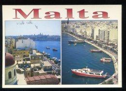 CPM Malte Multi Vues Sliema  The Ferries - Malte
