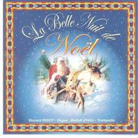 CD LA BELLE NUIT DE NOEL 20 TITRES Vincent RIGOT ORGUE  Benoit D'HAU Trompette  Bugle - Chants De Noel