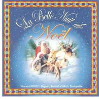 CD LA BELLE NUIT DE NOEL 20 TITRES Vincent RIGOT ORGUE  Benoit D'HAU Trompette  Bugle - Kerstmuziek