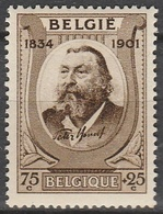 Belgie    .    OBP      .     385         .      **       .   Postfris    .  / .  Neuf Sans  Charniere - Nuevos