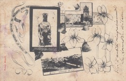 AIDONE  /  Vedutine _ Viaggiata 1932 - Enna