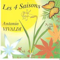 CD LES 4 SAISONS ANTONIO VIVALDI ORCHESTRE DE CHAMBRE DU WURTEMBERG - Classique