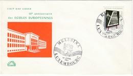 LUXEMBURG 1963 - MiNr: 666  FDC - FDC