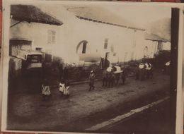 Photo  Guerre 1914 1918   Procession Enterrement Camarades De Combat - 1914-18