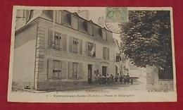 78 - Verneuil Sur Seine - Postes Et Télégraphes  :::: Animation ------------ 499 - Verneuil Sur Seine