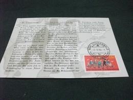 STORIA POSTALE  FRANCOBOLLO LIECHTENSTEIN MAXIMUM - Liechtenstein