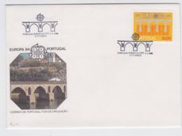 Portugal 1984 FDC Europa CEPT (DD6-49) - 1984