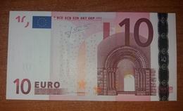 10 € Euro Irlanda Eire Ireland Firma Trichet  I° Tipo - EURO