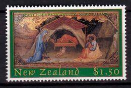 2002 - VATICANO - NUOVA ZELANDA, Natale, Emissione Congiunta - MNH ** - Emissioni Congiunte