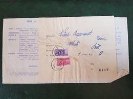 (37827) STORIA POSTALE ITALIA 1958 - 1946-.. République